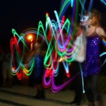 LED show Goudini